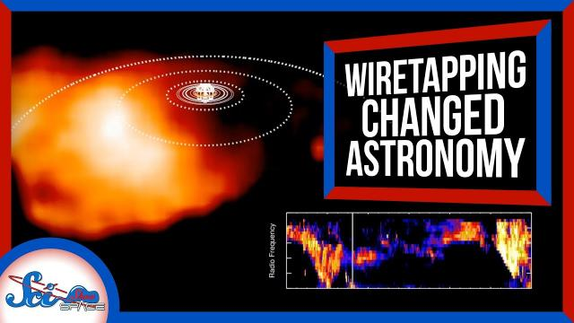 How Wiretapping Helped Transform Astronomy