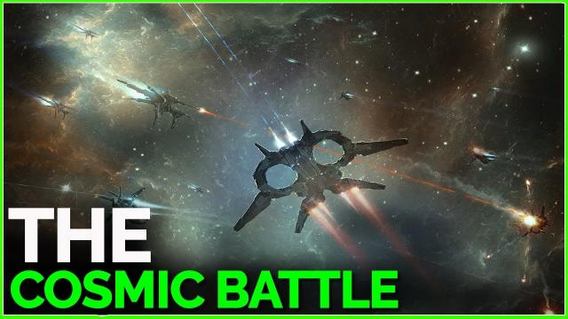 There's an Extraterrestrial Battle Going on...(You Just Don't Know It)