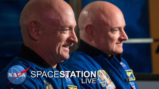 Space Station Live: My Brother's Coming Home