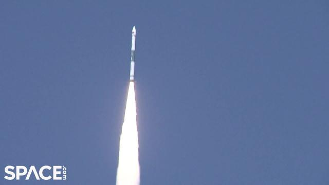 China launches Earth observation satellite in rocket's return to flight