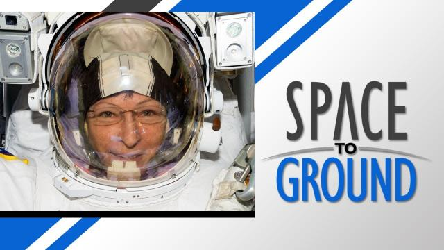 Space to Ground: Surprise Spacewalk!: 05/26/2017
