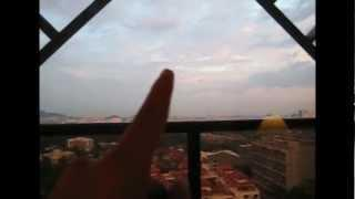 UFO Sightings UFO Spotted Over Malaysia! 2013