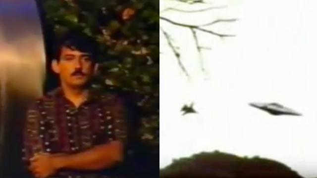 The Bizarre Alien Abduction Experience of Amaury Rivera in 1988 - FindingUFO