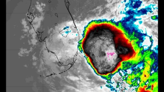Red Alert! Florida! Wild Burst of Convection with Tropical Storm Isaias! FLOOD WATCH.