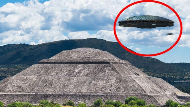 Unnatural UFO Sightings Which Will Amaze You!! Real Alien Sighting 2017