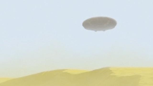 UFO filmed in the SAHARA Desert ! Oct 2017