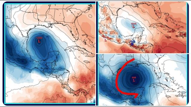 June 7th Hurricane Tropical Storm Depression Watch! EURO GFS CMC Agree this storm is LEGIT!