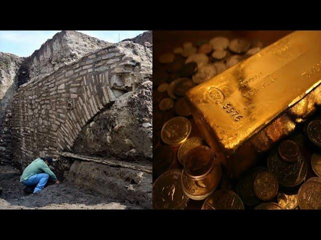 Gold Bar Found Beneath Mexico City was Loot from Cortes' Aztec Retreat