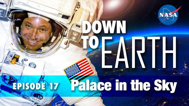 Down to Earth – Palace in the Sky