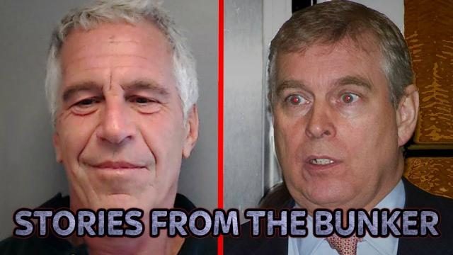 What exactly did Prince Andrew do with Jeffrey Epstein? | Stories From The Bunker #55