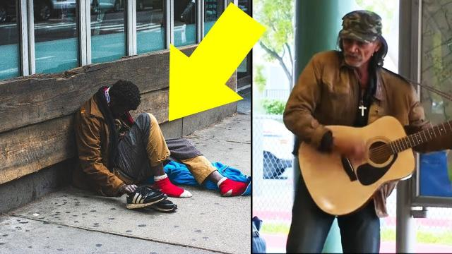 This Man Had Been Homeless For Three Decades, But Then A Cop Helped Him Find Out His True Identity