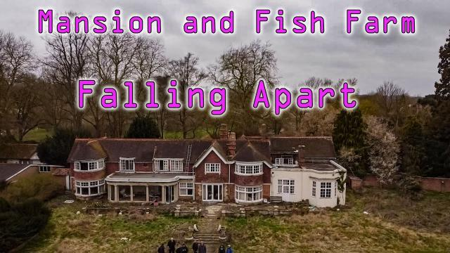 The Ferry House Mansion OXFORD  Wrecked Home Needing Love