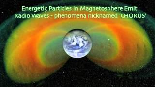 Weird 'Sounds' Picked Up By Space Probes In Earth's Magnetosphere | Video