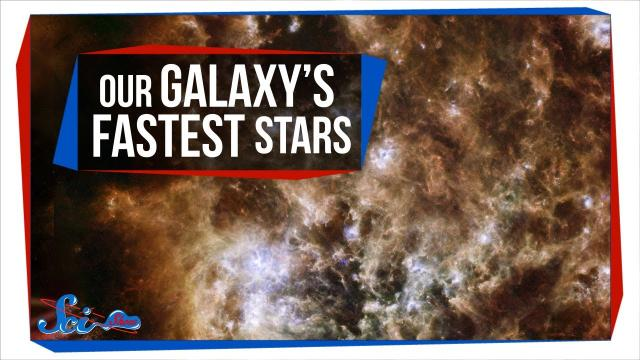 The Mysterious Origins of Our Galaxy's Fastest Stars