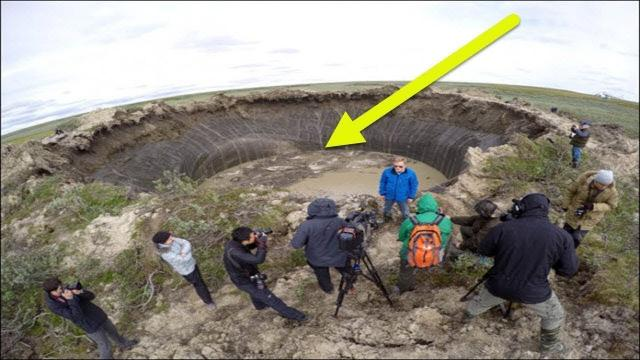 A Shepherd Found This In The Siberian Wilderness, And Now Scientists Are Freaking Out