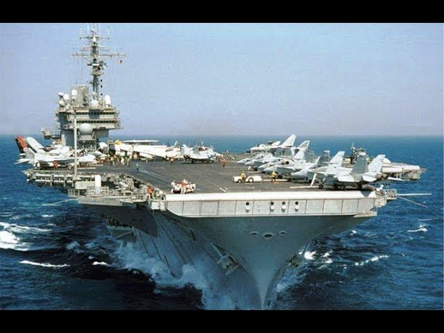 This U.S. Aircraft Carrier Was On Exercise In 2006 When An Unexpected Guest Left The Navy Red-faced