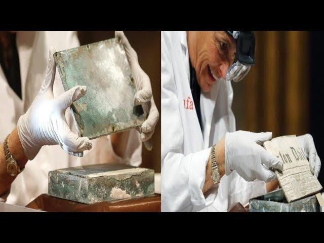 Scientists Opened This Ancient Box And They Are Amazed By What They Found Inside