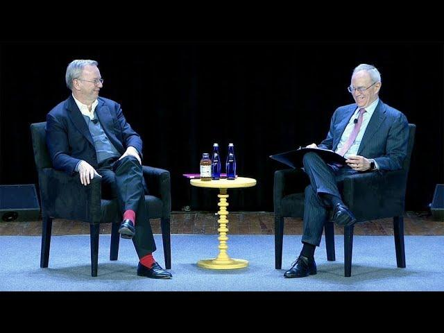 MIT Intelligence Quest Launch: Fireside Chat