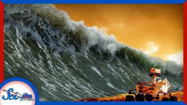 3 Mysteries Solved by Extraterrestrial Tsunamis