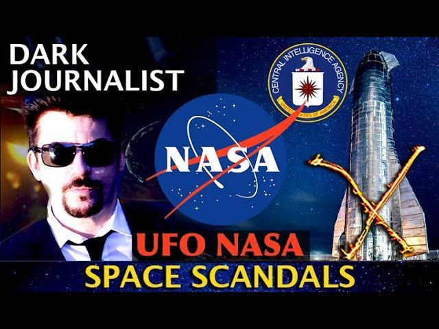 Space Scandals UFOs NASA TTSA SpaceX CIA Arecibo Asteroids!