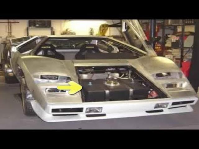 He Built This Lamborghini From Scratch In His Basement  Epic