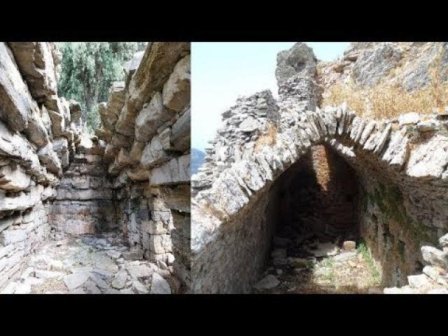 Megalithic Mystery The Enigmatic Dragon Houses Of Greece