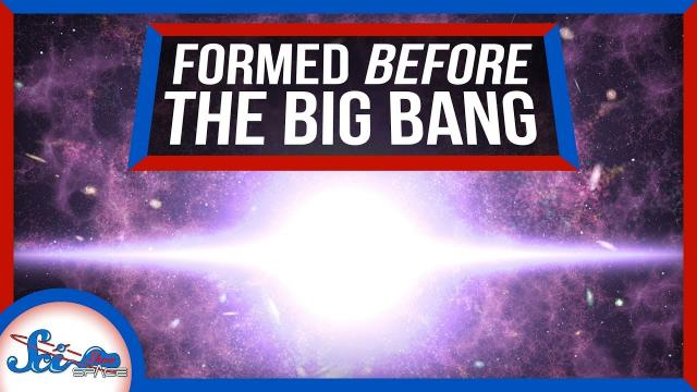 Dark Matter May Have Come Before the Big Bang?! | SciShow News