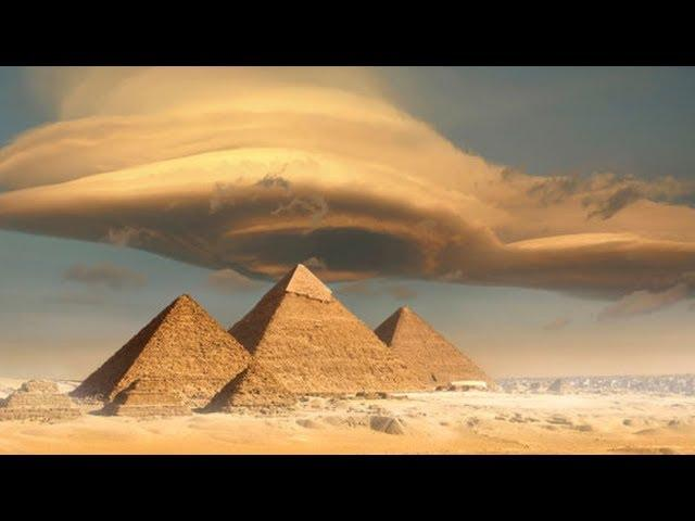 Archaeologists Have Made A Discovery That Could Solve The Pyramids' 4,500 Year Old Mystery