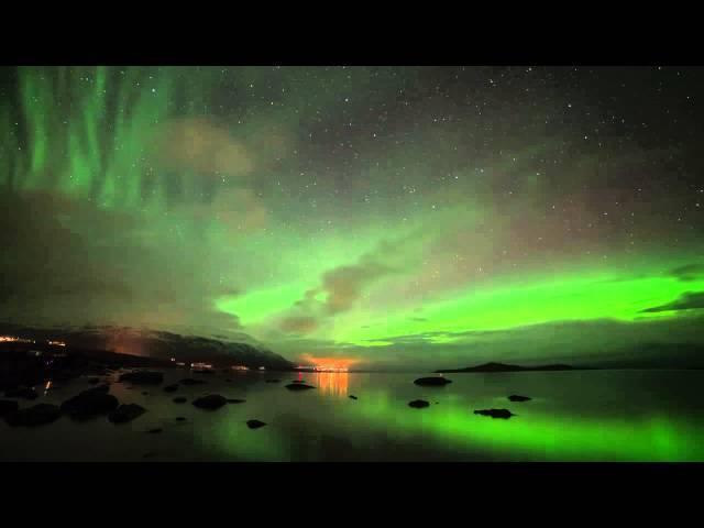 Incredible Auroras Wow Skywatchers In Sweden   Video