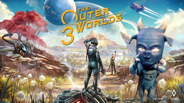 The Outer Worlds ???? Part 3 ???? Zoe is lost ????️