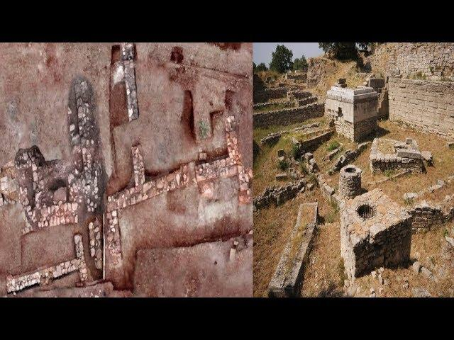 Archaeologists Discovered Ancient Lost Ancient City Built By The Survivors Of Troy