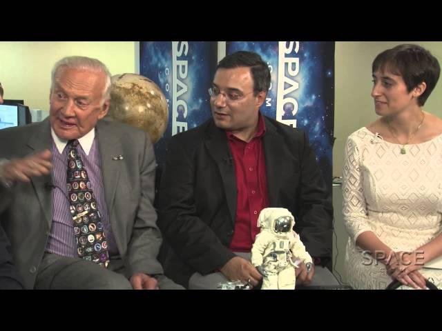 Buzz Aldrin Remembers Moments Before the Moon | Video