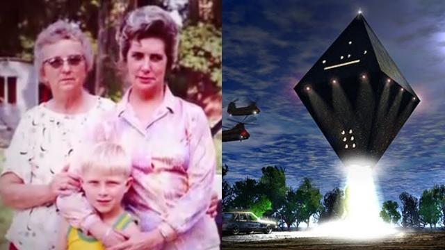 The Terrifying Cash-Landrum Close UFO Encounter Incident in 1980 - FindingUFO