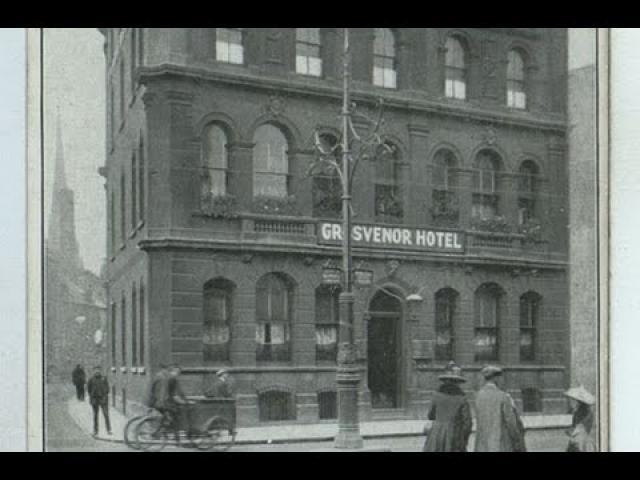 Return to Grosvenor Hotel FPV  4k