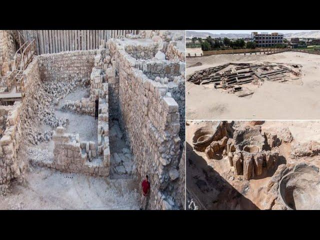 New Archaeological Discovery In Turkey