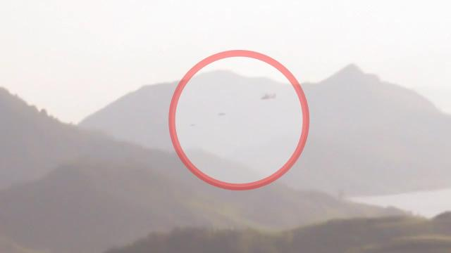 UFO Attack | Helicopter Surrounded By UFOs, Croatia | UFO Attack Caught On Camera | Latest UFO's