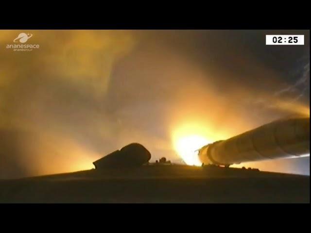 Blastoff! BepiColumbo Spacecraft Heads to Mercury