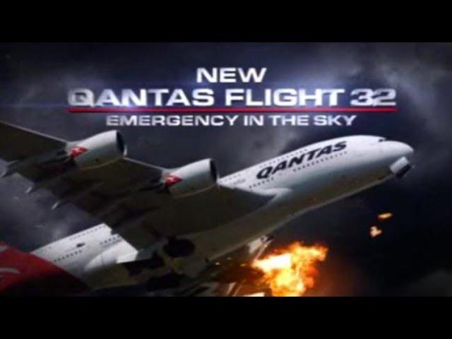 A380, Engine Eplosion Incident of Qantas Flight 32 - Documentary