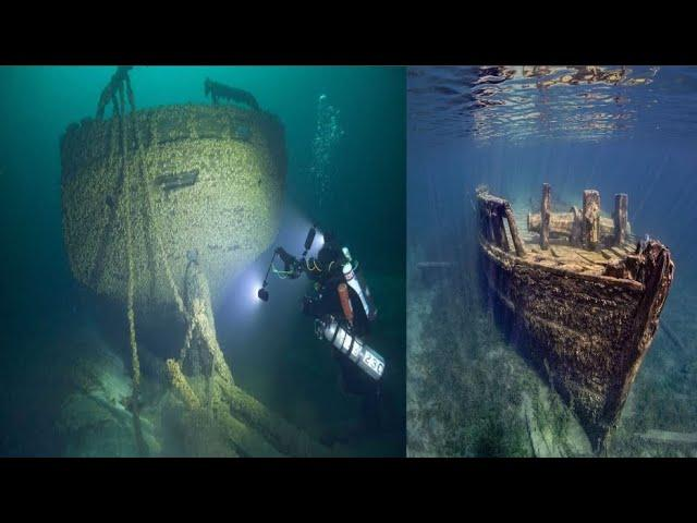 3,600 yr old Shipwreck Uncovered Could be Oldest Ever Found in the Mediterranean