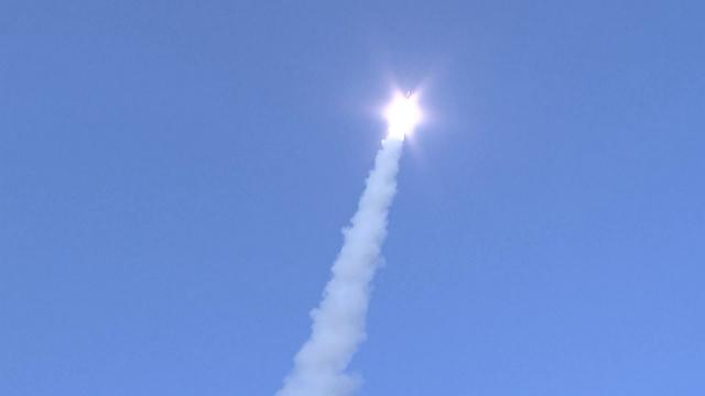 China's Rocket Launch Bonanza Continues with Satellite Pair