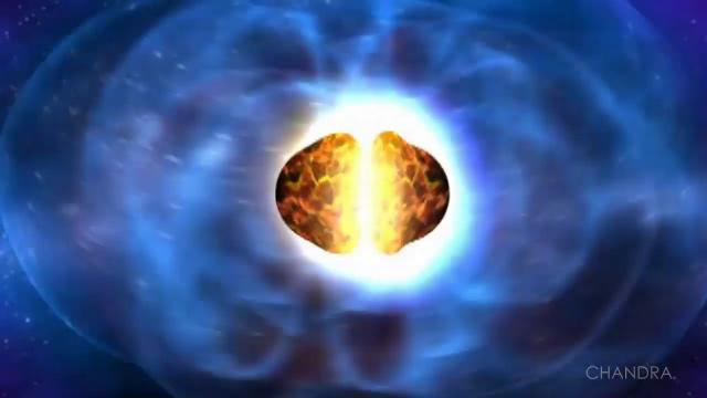New Neutron Star Collision Detected By Chandra X-Ray Telescope