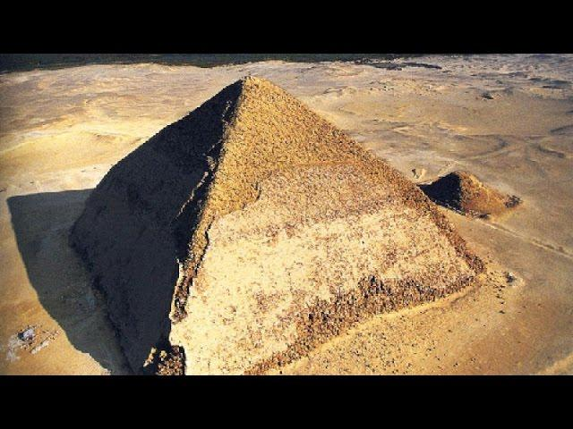 Burial Chamber Discovered in Pyramid at Dahshur
