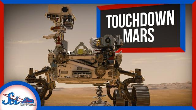 Perseverance Landed on Mars! Now What? | SciShow News