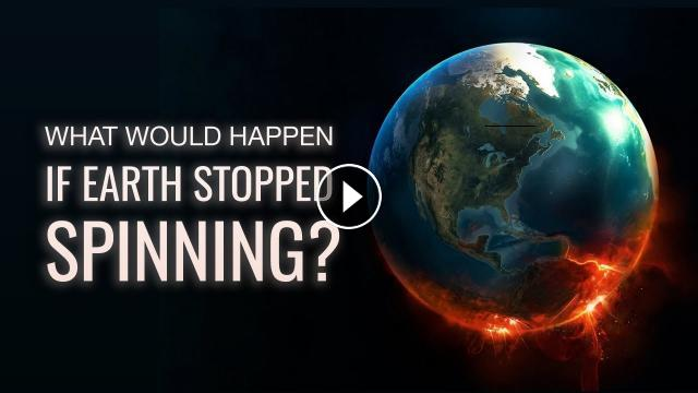 what if earth stop spinning A very, very long time the earth will still be spinning when the sun dies, and it will probably still be rotating slowly if/when the universe nears.
