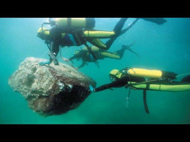 Ancient Lost City Of Neapolis Found Underwater