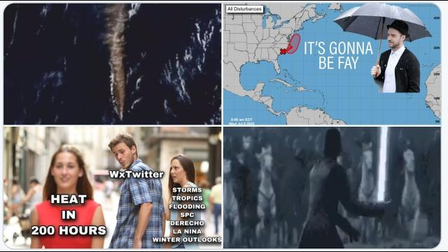 Super Heat Wave Coming! 3 Days of Severe Weather! Fay! F3 NEOwise! Amazing Volcano Eruption!