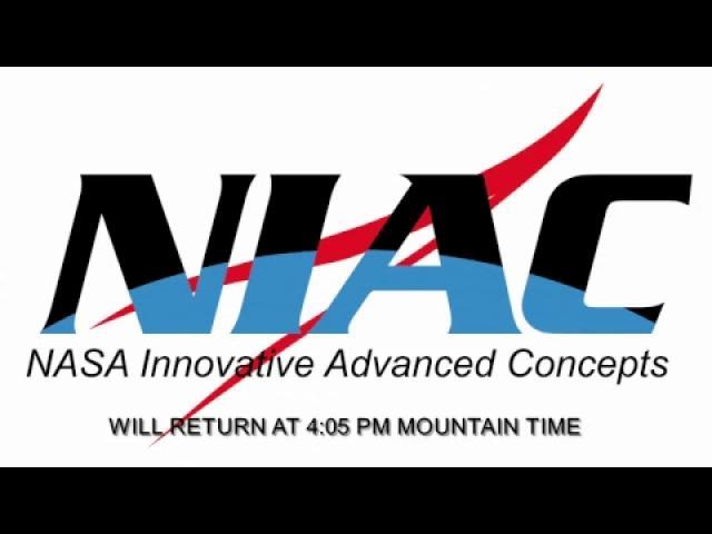 NASA's Innovative Advanced Concepts