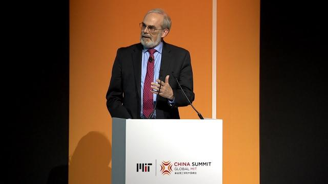 MIT China Summit: W. Eric L. Grimson