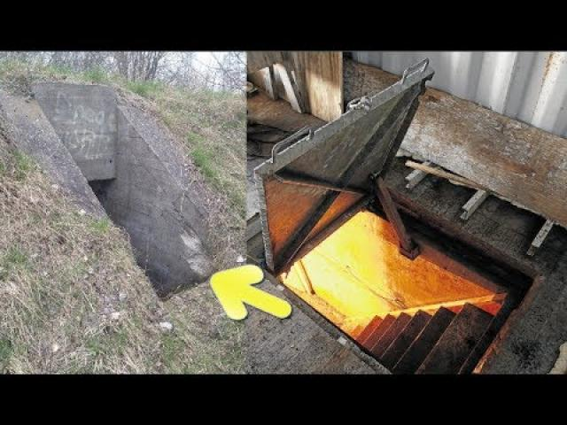 They found a Hidden door in a middle of Nowhere What they found inside is amazing