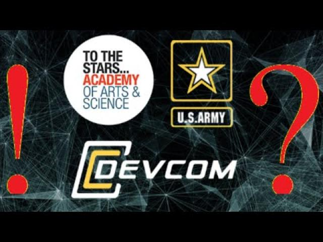 TTSA Technical Info on UFOs pulled amid merger with US ARMY DEVCOM